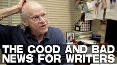 The Good And Bad News For #Writers by #UCLA #Screenwriting Professor Richard Walter via http://filmcourage.com For more videos, please visit https://www.youtube.com/user/filmcourage #screenwriting #script #writer #screenplay #author #books #reading