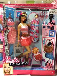 Barbie - Fashionistas #