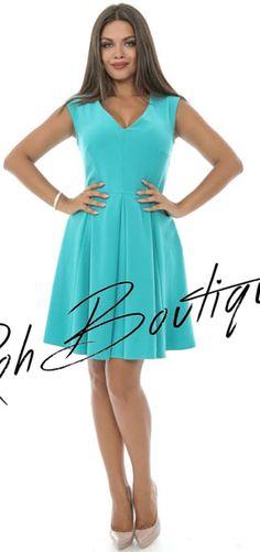 rochii albastre elegante cu pliuri Summer Dresses, Fashion, Moda, Summer Sundresses, Fashion Styles, Fashion Illustrations, Summer Clothing, Summertime Outfits, Summer Outfit