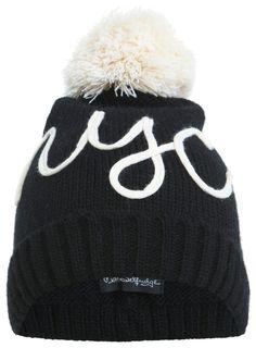 Miss Selfridge New York Bobble Hat