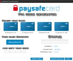 Our group is prepared to present you Paysafecard Pin Code Generator . Our Paysafecard Pin Code Generator programming framework generates substantial PIN codes in. Covet Fashion Hack, Paypal Hacks, Gift Cards Money, Free Instagram, Simple Life Hacks, E 10, Cheating, How To Make Money, Code Free