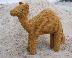 Knit Camel