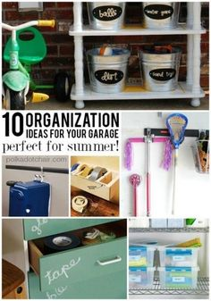 10 Garage Organizati