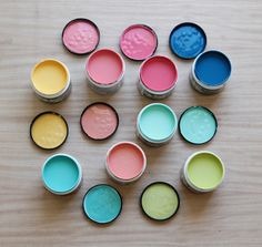 The Perfect Paint Colors - Eighteen25