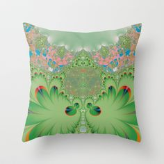"Spring Garden  by Design Windmill    THROW PILLOW / COVER (16"" X 16"")  $20.00"