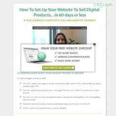 How To Set Up Your Web Site To Sell Digital Products In 60 Days Or Less. The Complete Step By Step Guide To Planning For, Designing, And Launching Your First Digital Program Or Product Online - Whether It's A Simple Ebook Or A Complex Members Area. See more! : http://get-now.natantoday.com/lp.php?target=nlmediainc