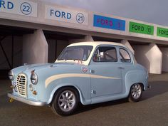 Austin A35 - British Lemming   Hagerty Articles