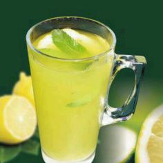 10 Reasons Why You Should Drink Warm Lemon Water in the Morning  Instead of getting a cup of coffee.