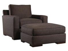 Lexington Upholstery Bond Club Chair   7490-11