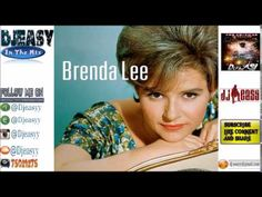 Brenda Lee Best Of The Greatest Hits Compile by Djeasy - YouTube