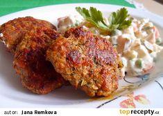 Meatloaf, Tandoori Chicken, Great Recipes, Cauliflower, Food And Drink, Menu, Treats, Vegetables, Cooking