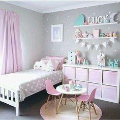 Toddler Room Decor, Wall Decor Kids Room, Girl Toddler Bedroom, Girl Kids  Room