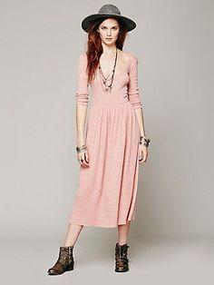 Free People Jemmie Dress