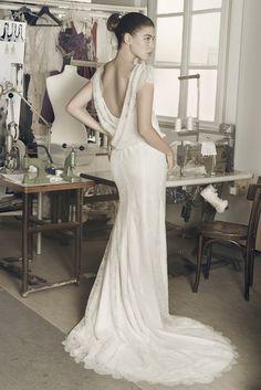 Modèle Anabelle, de Cymbeline : Les plus belles robes de mariée 2016 - Journal des Femmes