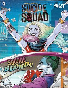 Dévoilé il y a quelques jours façon puzzle, le premier comic-préquelle de Suicide Squad est enfin disponible en intégralité et …