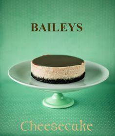 Lulu's Sweet Secrets: Baileys Cheesecake
