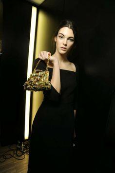 Mis Queridas Fashionistas: Dolce&Gabbana Fall/Winter 2014: Shoes&Bags&Detailed photos - Milan Fashion Week (Part II)