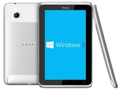 HTC R7 Table with windows 8