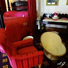 The Vicorian Bedroom