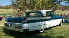1957 Mercury Turnpike Cruiser | Old Car