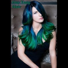 Aurora collection by Guy Tang #guytang #guy_tang #guytanghair #ombre #balayage #modernsalon #hairstyle