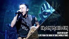 Iron Maiden - Death Or Glory (Live from The Book Of Souls World Tour)