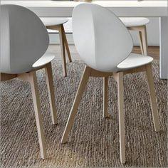 chaise basil calligaris chaises et tabourets calligaris store lyon mobilier contemporain design italien - Mobilier Contemporain