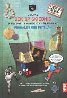 Fryslân hat in hiele eigen skiednis, mei allerhande ynteressante ferhalen en minsken. En dêr kinst yn dit boek alles oer lêze. Leeftyd: 10