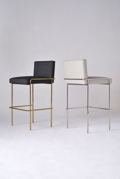 CUSTOMIZABLE Phase Design | Reza Feiz Designer | Trolley Bar & Counter Stool - Phase Design | Reza Feiz Designer (Approx $1500)
