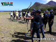 Archery Team Building Activity