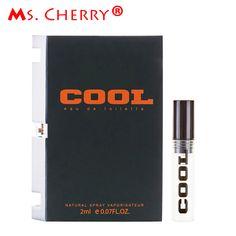 2ml Portable Liquid Perfume Perfumes for Men Male Boy Gift Long-lasting Scent Deodorant Fragrance Antiperspirant Cool MH025-02