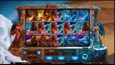 Fire & Ice Slots In a nutshell, Fire & Ice looks quite plain and does not really stand out on the current slot game market graphically speaking. Let's see if the gameplay has something new to offer in our next section