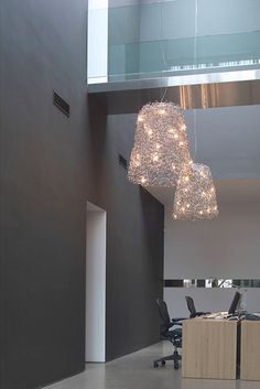 Be inspired by our contemporary lighting collections, handmade in our atelier. Since designer William Brand created over 30 designer lighting ► Luxury Chandelier, Contemporary Chandelier, Luxury Lighting, Interior Lighting, Lighting Design, Lighting Ideas, Foyer Lighting, Office Lighting, Rustic Lighting