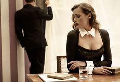 Yasmin Le Bon: L'Officiel Paris October '11 - Photographed by Bryan Adams
