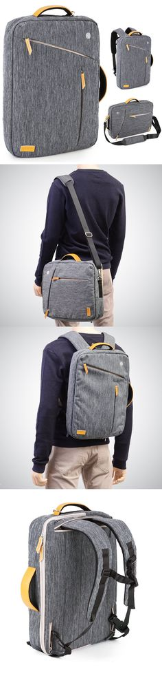 Convertible Laptop Canvas Briefcase Backpack Ebags BackPack Tumblr | leather backpack tumblr | cute backpacks tumblr http://ebagsbackpack.tumblr.com/
