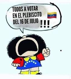 Todos a votar en el plebiscito  #Peru #Lima #VenezolanosEnPeru #VenecoEnPeru #MaracuchoEnPeru #Venezuela #GolpeDeEstado #AN #TSJ #Dictadura #hackematemaduro #viralizaladictadura #Embajada #SOS #SOSVenezuela #SueltaTuArma #Policia #NoMasRepresion #YaBasta #Genocidio #NoMasDictadura #UltimátumAlRégimen #NicolasMaduroAsesino #Plebiscito http://misstagram.com/ipost/1554137292977714520/?code=BWRZ6JAH7VY