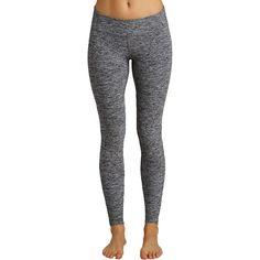 Beyond Yoga - Spacedye Essential Long Leggings - Women's - Black/White