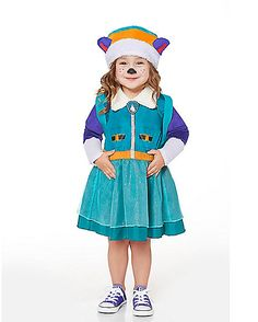 Paw Patrol Everest Deluxe Toddler Costume - Spirithalloween.com