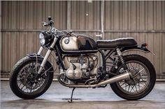 Classic bmw bike