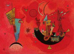 Wassily Kandinsky - Mit und Gegen
