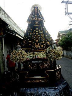 Santa Maria Salome of Mabatang, Abucay , Bataan Philippines for Good Friday Procession Camarero: Jensen Javellana Pascual