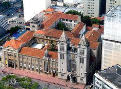 Mosteiro de São Bento - São Paulo, SP