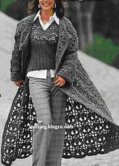 Cardigans And Jackets | KNITTING CARDIGAN end JACKETs & HIRKA ÖRNEKLERİ 2