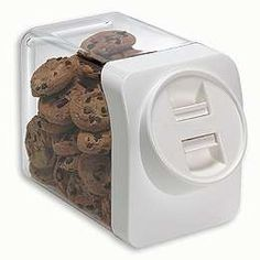 The Container Store Gt Klip It 174 Bakery Food Storage