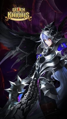 86 Best Seven Knights Phone Wallpapers images in 2019 | Seven knight