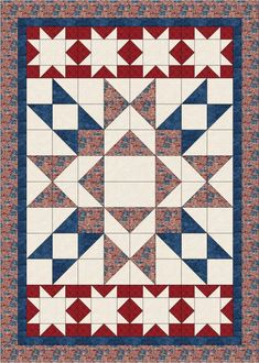Quilt Jubilee by Lisa Sutherland - Patriotic Quilts 60 x 84 Flag Quilt, Pinwheel Quilt, Patriotic Quilts, Star Quilts, Mini Quilts, Quilt Blocks, Blackwork, Zentangle, Half Square Triangle Quilts