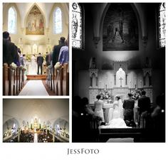 Shannon and John : St. Joseph's Church : JessFoto