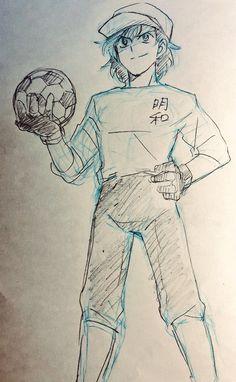 Image Captain Tsubasa, Equipement Football, Old Anime, Fujoshi, Memes, Fan Art, Animation, Cartoon, Manga