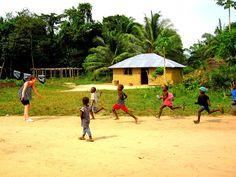 Beautiful Liberia!