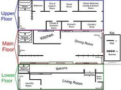 Ron cullen house plans - House design plans